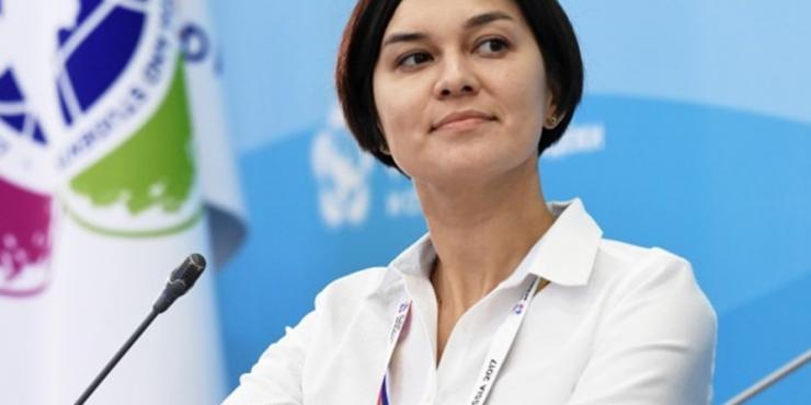 Глава RT DE Токтосунова вызвана в полицию Берлина по делу об убийстве