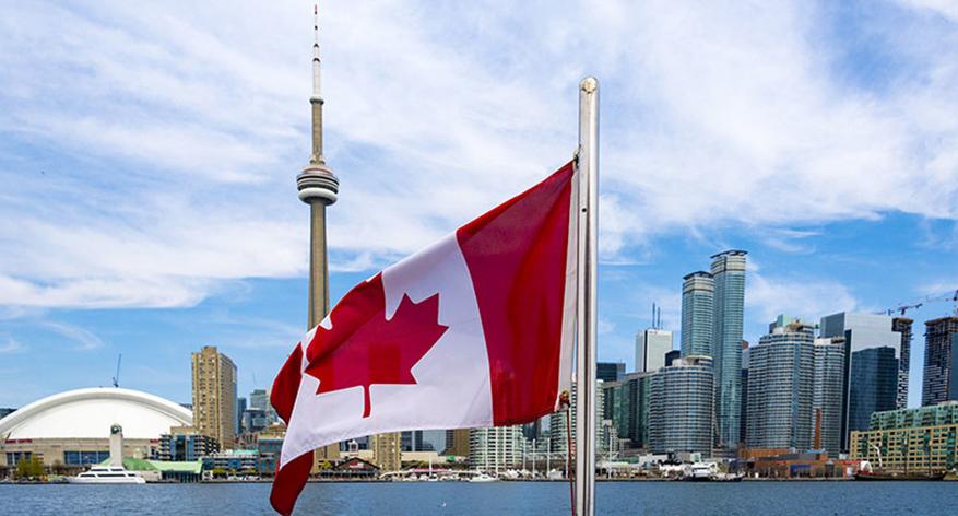 В Канаде зафиксировано рекордное количество снегопадов