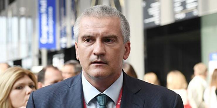 Аксенов прокомментировал намерение Украины построить дамбу для недопуска воды в Крым