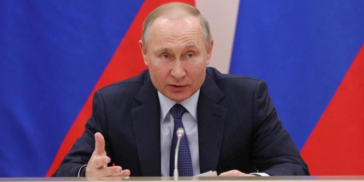 Путин отметил важность сотрудничества регионов России и Белоруссии