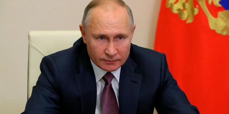 В США назвали достройку «Северного потока-2» победой Путина