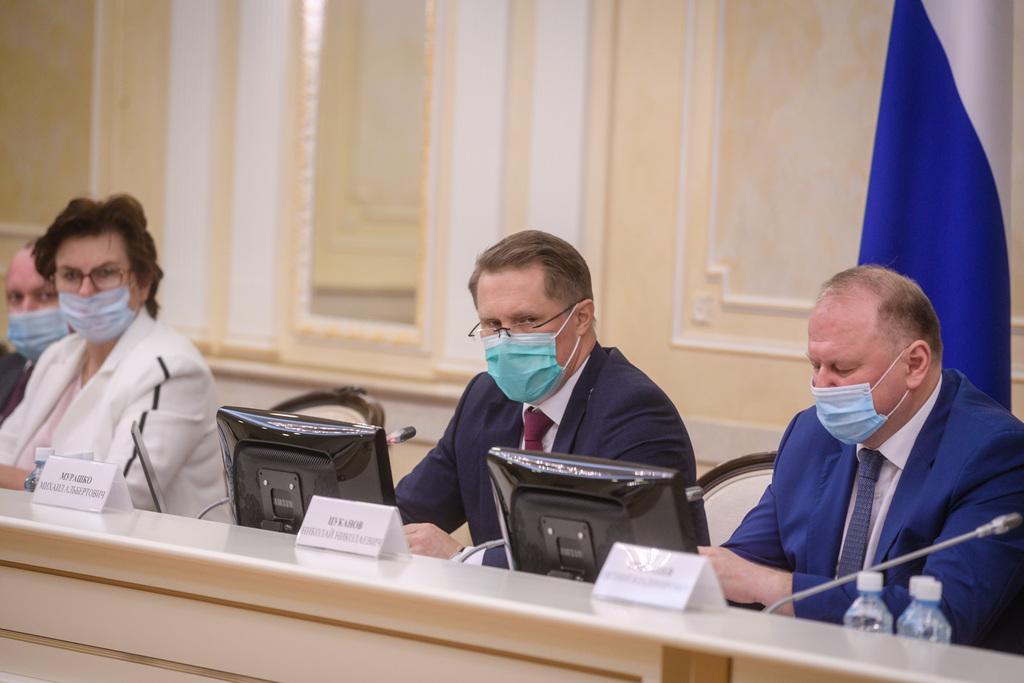 Мурашко: в России снизилась смертность от онкологических заболеваний