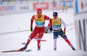 Лыжнику Большунову досталось серебро Чемпионата мира