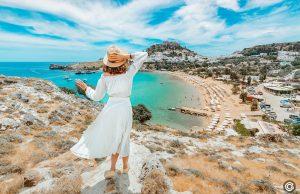 Греция с 14 мая открывает свои границы для всех туристов