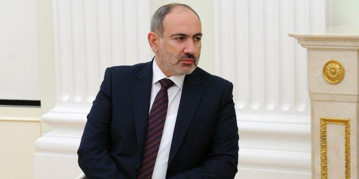 Глава Генерального штаба Армении отстранен