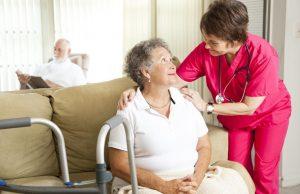 Стартовала вакцинация в домах престарелых