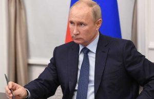 Путин призвал российских предпринимателей инвестировать «в дом»