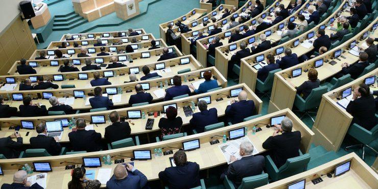Путин скажет свое слово Федеральному собранию в «очном формате»