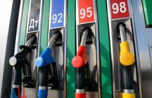 Бензин Аи-92 сильно вырос в цене