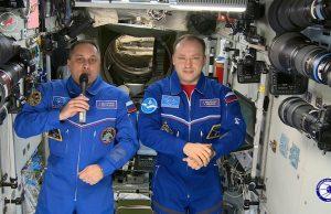 Утечка кислорода на МКС продолжается и после устранения всех трещин