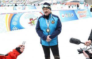 Лукашенко: у белорусов нет друзей в мире