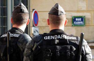 Подростки во Франции занимались подготовкой теракта