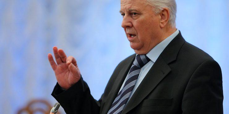 Кравчук не исключает полноценной войны в Донбассе
