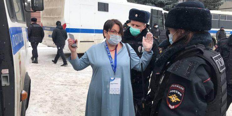 Задержаны 200 участников: почему так произошло