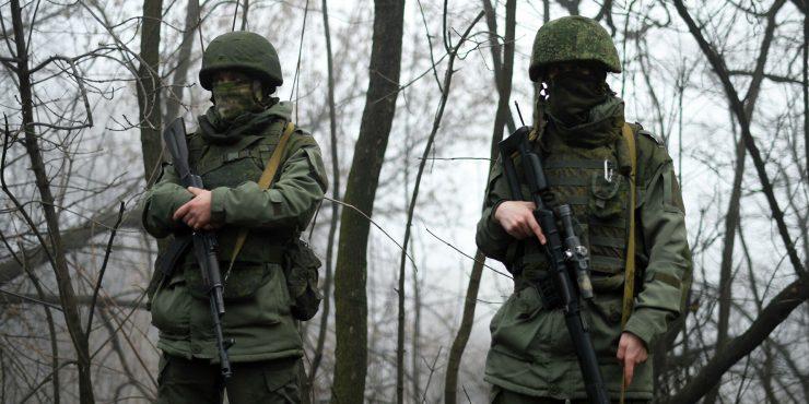 Украинские военные в Донбассе пребывают в полной боевой готовности