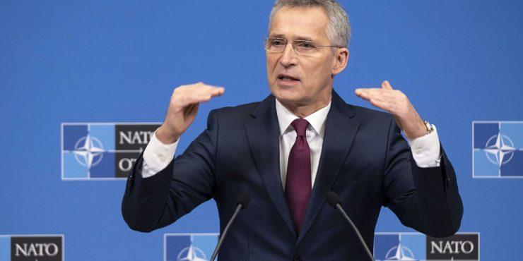 НАТО обвинил Россию в срыве заседания Совета