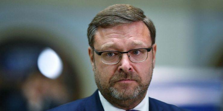 Косачев избран вице-спикером Совета Федерации