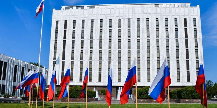 Посла России в Вашингтоне вызвали в Москву для обсуждения сложившейся ситуации