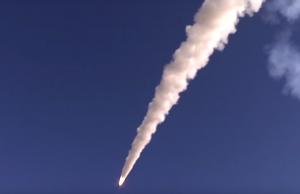 Иран нанес ракетный удар израильскому судну