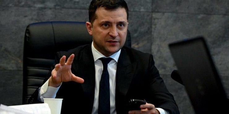 Зеленский утвердил стратегию военной безопасности государства
