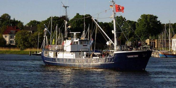 Польша начала наказывать корабли, участвующие в строительстве «Северного потока-2»