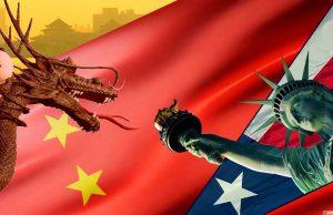 Китай ввел санкции против Канады и США