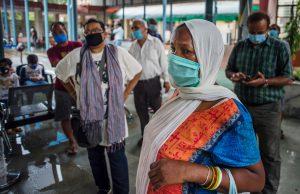 В Индии выявили рекордное количество инфицированных коронавирусом