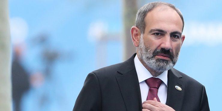 Пашинян в апреле подаст в отставку