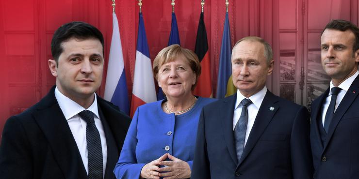 Украина исключила возможность проведения переговоров «нормандского формата» без ее участия
