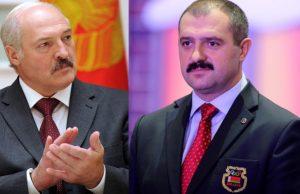 Лукашенко уволил своего сына с должности помощника по нацбезопасности