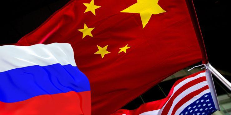 Китай вместе с Россией борется с «политическим вирусом»