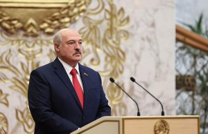 Лукашенко: у белорусов генетический иммунитет к фашизму