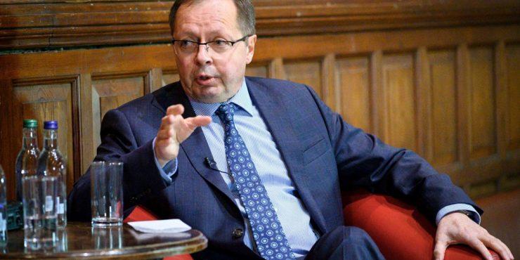 Посол: политические отношения Великобритании и России мертвы