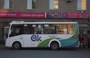 В России водитель автобуса умер во время управления транспортом