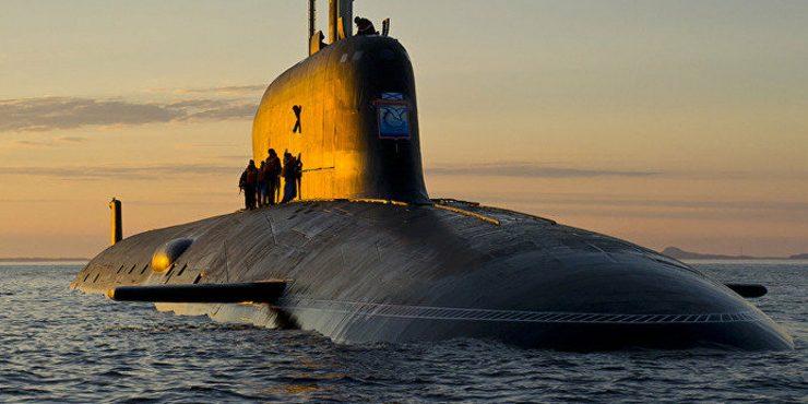 Российская подлодка, которую искало НАТО, не прерывала связь с командованием
