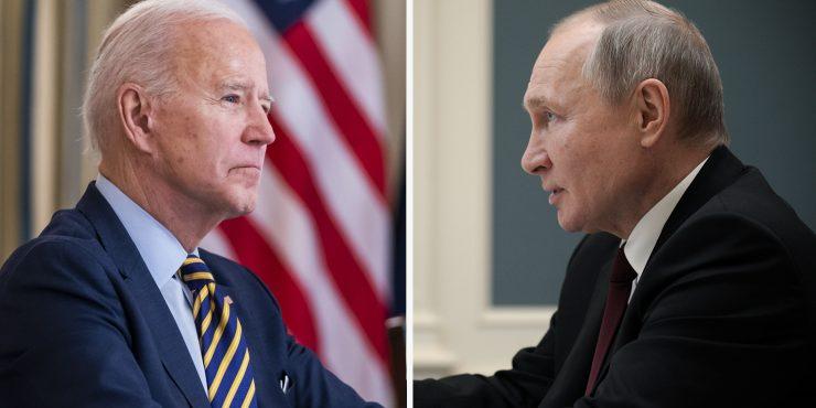 Байден: с Путиным мы поговорим однажды