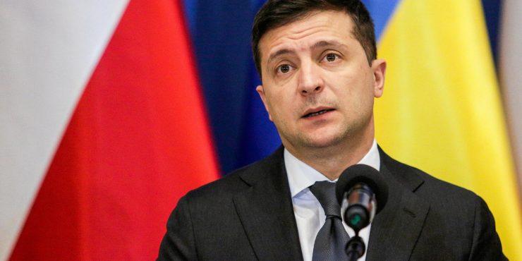 Президент Украины ввел санкции против ряда граждан и компаний РФ