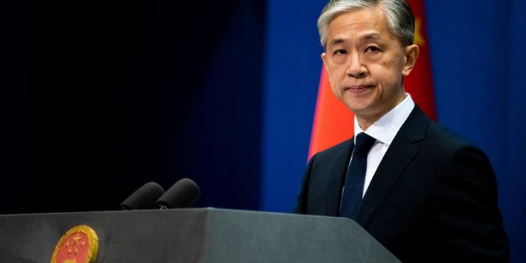 Представитель МИД Китая выразился о недопустимости вмешательства США и ЕС во внутренние дела России