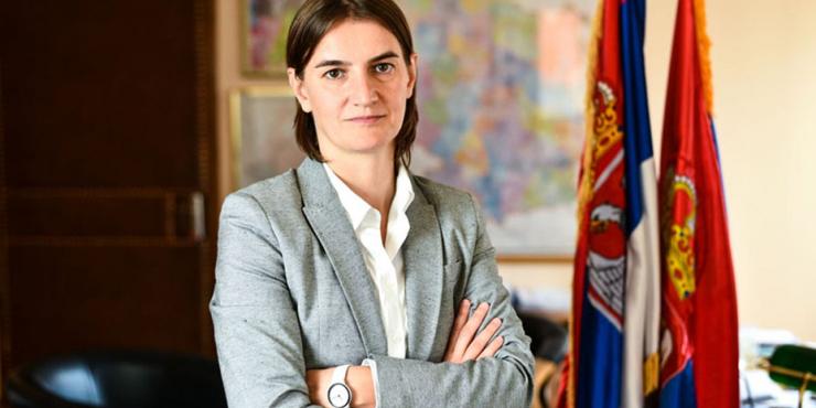 Премьер-министр Сербии: прослушка Вучича — попытка государственного переворота