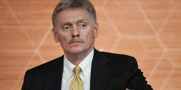 Песков заявил, что контакт между Путиным и Байденом пока не планируется