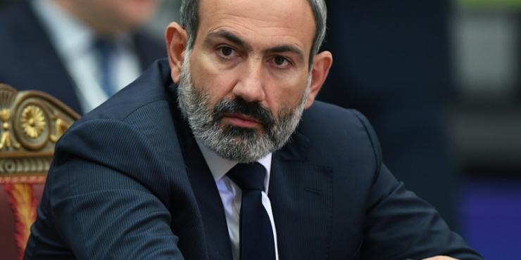 Пашинян сделал объявление о проведении внеочередных выборов в Армении