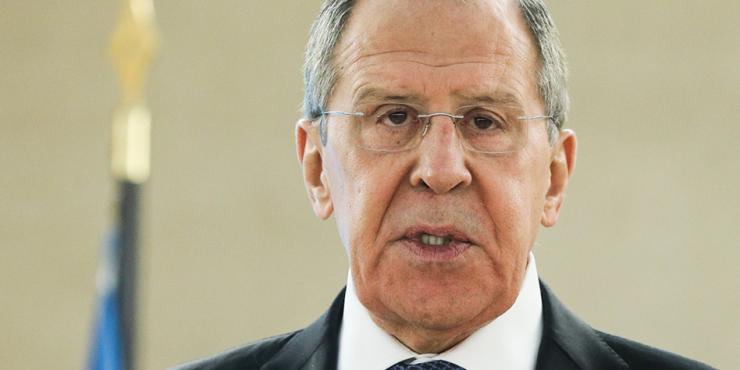 Глава МИД Лавров заявил об уничтожении Евросоюзом отношений с Россией