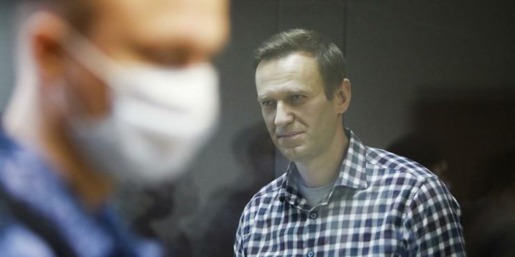 ФСИН заявила об удовлетворительном состоянии здоровья Навального