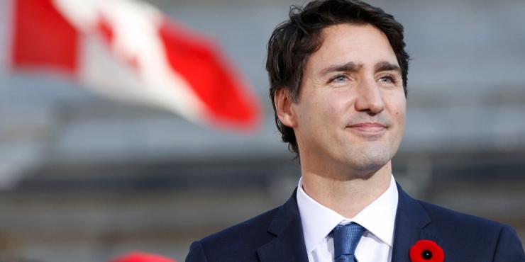 Премьер-министр Канады: Владимира Путина не волнует мнение стран Запада о нем