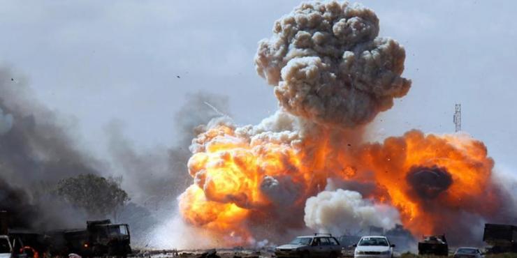 Россия готовит самый мощный удар по террористам в Сирии за последние годы