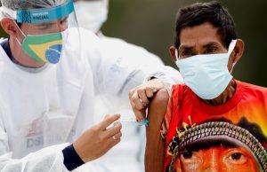 Делегации из Бразилии посетит производство вакцины «Спутник V»