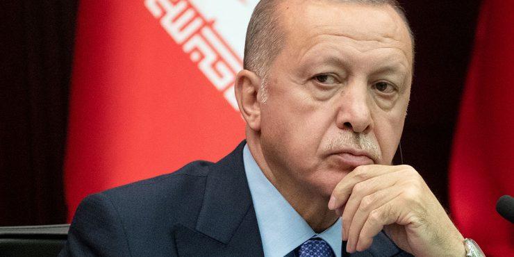 Эрдоган получил приглашение в Крым