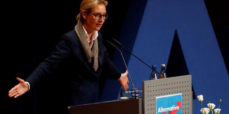 Немецкие депутаты призывают германию выйти из Евросоюза