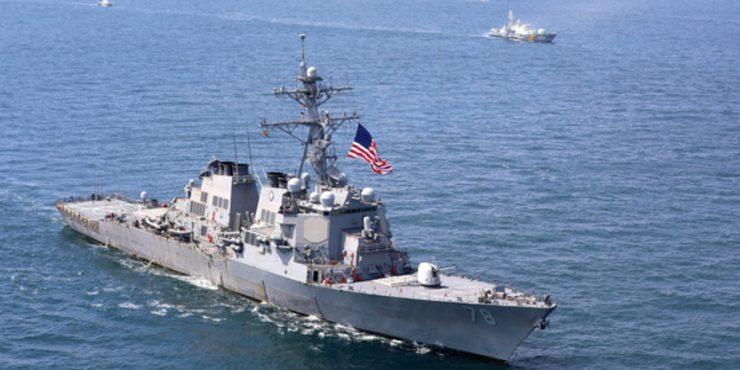 Рябков: заход американских кораблей в Черное море – попытка играть на нервах у России