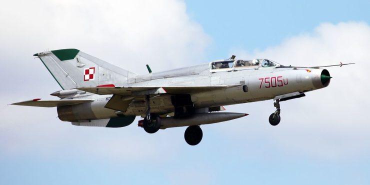 Польша отрицает нарушение белорусского воздушного пространства